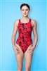 Rapid Swimshop Maru Neon Pacer Vault Back - Ladies