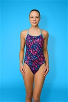 Rapid Swimshop Maru Lightning Strike Pacer Speed Back  - Ladies