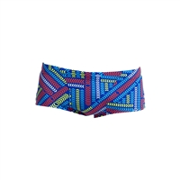 Funky Trunks Classic Trunks Chain Reaction - Mens Rapid Swimshop