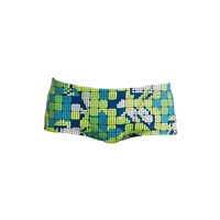 Funky Trunks Classic Trunks Glow Rider - Mens Rapid Swimshop