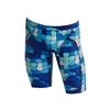Funky Trunks Training Jammer Deep Impact - Boys Rapid Swimshop