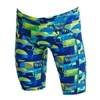Funky Trunks Training Jammer Magnum Pi Boys Rapid Swimshop