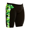Funky Trunks Training Jammer Golden Glow AOP Men Rapid Swimshop