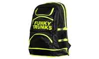Funky Trunks Elite Squad Backpack - Night Lights