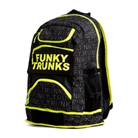 Funky Trunks Elite Squad Backpack - Binary Bro