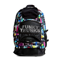 Funky Trunks Elite Squad Backpack - Test Signal