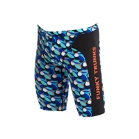 Funky Trunks Eco Training Jammer Touche  Boys Rapid Swimshop