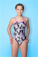 Rapid Swimshop Maru Pongo Sparkle Aero Back