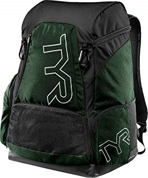 Rapid Swimshop TYR Alliance 45L Backpack Evergreen