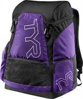 Rapid Swimshop TYR Alliance 45L Backpack Purple