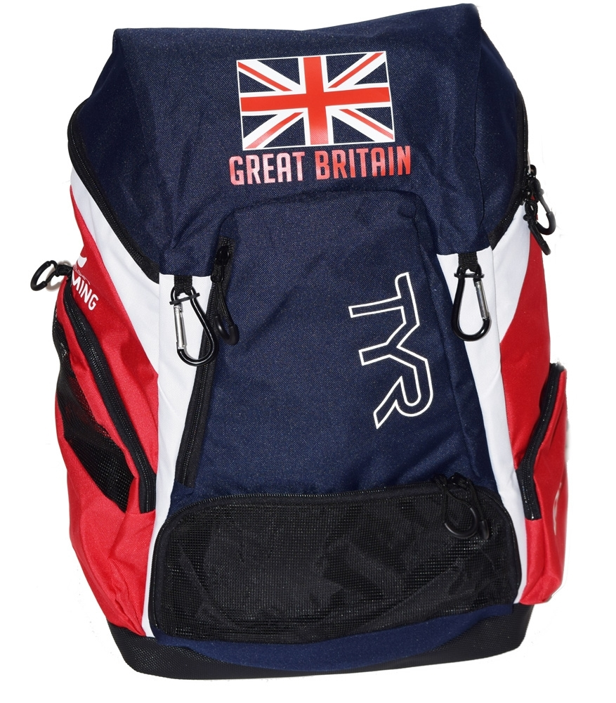 03e47a2b58d5 Rapid Swimshop TYR Alliance 45L Backpack British Federation