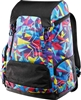 Rapid Swimshop TYR Alliance 45L Backpack Geo Pink purple