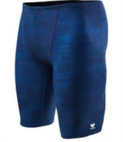 Rapid Swimshop TYR Male Sandblasted Jammer- Navy