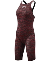 Rapid Swimshop TYR Thresher Baja Female Openback Red