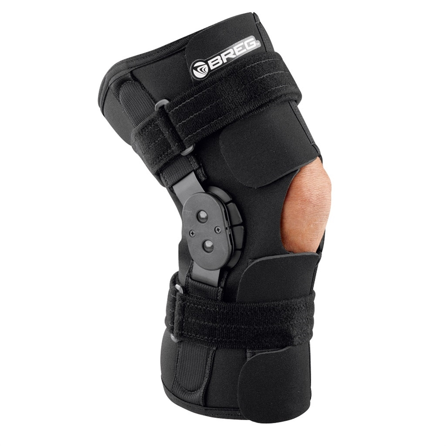 fc1323cc81 Breg Shortrunner Soft Knee Brace (Neoprene) Larger Photo ...