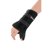 Breg Apollo Universal Wrist Brace with Thumb Spica