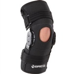 Breg Shortrunner Soft Knee Brace (Airmesh)