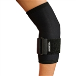 Breg Essential Elbow Sleeve with Compression Strap