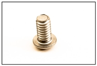 1/4-20 x 1/2 inch button head