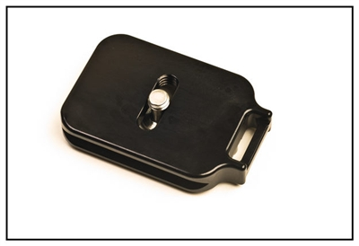 2.00 Inch Plate With One Strap Loop