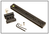 10.00 Inch Rail With 2.375 (F62) Inch Clamp