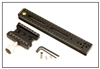 10.00 Inch Rail With 3.25 (F63) Inch Clamp