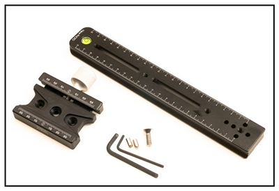 10.00 Inch Rail With 3.25 (F63a) Inch Clamp