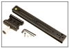 12.00 Inch Rail With 3.25 (F63) Inch Clamp