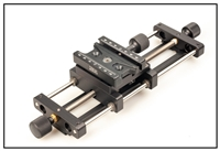 Screw  Adjusting Macro Rail 10 inch