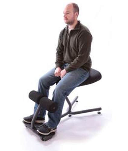 Alternative Views  sc 1 st  Ergopro & Kneeling Chair | Sit stand or kneel at your desk