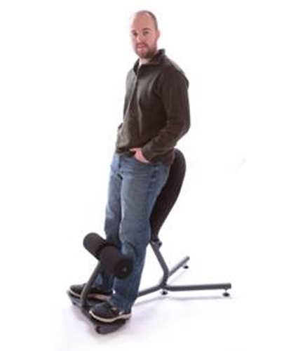 Posture Kneeling Chair kneeling chair | sit, stand or kneel at your desk