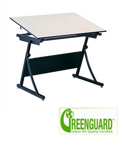 Height Adjustable Drafting Table