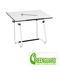 Sit-Stand Vista Drawing Table
