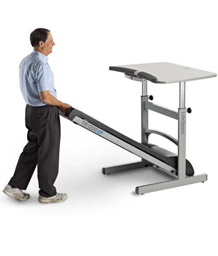 Treadmill Desks Exercise while you work Free accessory