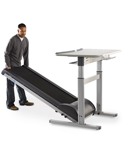 Treadmill Desk Stand Up At Work Free Accessory