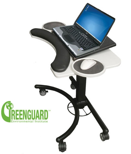 balt lapmatic ergonomic laptop workstation