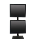 Innovative  Dual LCD Monitor Stand