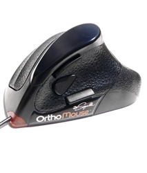 Ortho Mouse, Wired, Right Hand, Customizable Fit