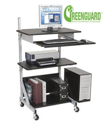 Portable Sit & Stand Workstation
