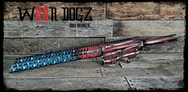 "AR-10 80% Lower Builder's Set - ""The Patriot"""