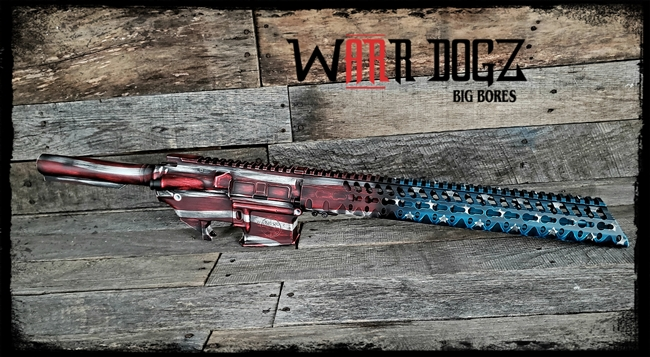 "AR-15 80% Lower Builder's Set - ""The Patriot"""