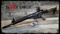 "AR-15  16"" .223 Complete 80%Rifle"