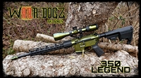 ".350 Legend Complete 80% Rifle - ""The Legend"""