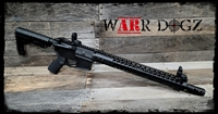 AR-15 .458 Complete 80% Rifle - The Bacon Maker