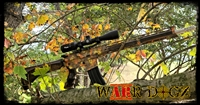 "AR-15 Big Bore Complete 80% Rifle - ""Fall Camo Edition"""