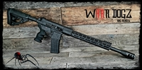 "AR-15 Complete 80% Rifle - ""The Widowmaker"""