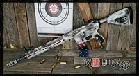 ".450 Bushmaster/.458 Socom Complete 80% Rifle - ""The Warr Machine"""