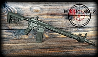 "12.7x42 (.50 Cal)- ""The Big Bad Wolf"" Compete 80% Rifle"