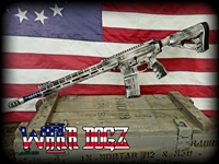 "12.7x42(.50 Cal) Complete 80% Rifle - ""The Warr Machine"""
