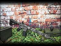 ".450 Bushmaster/.458 Socom/.50 Wolf Complete 80% - ""The Tactical Night Stalker"""